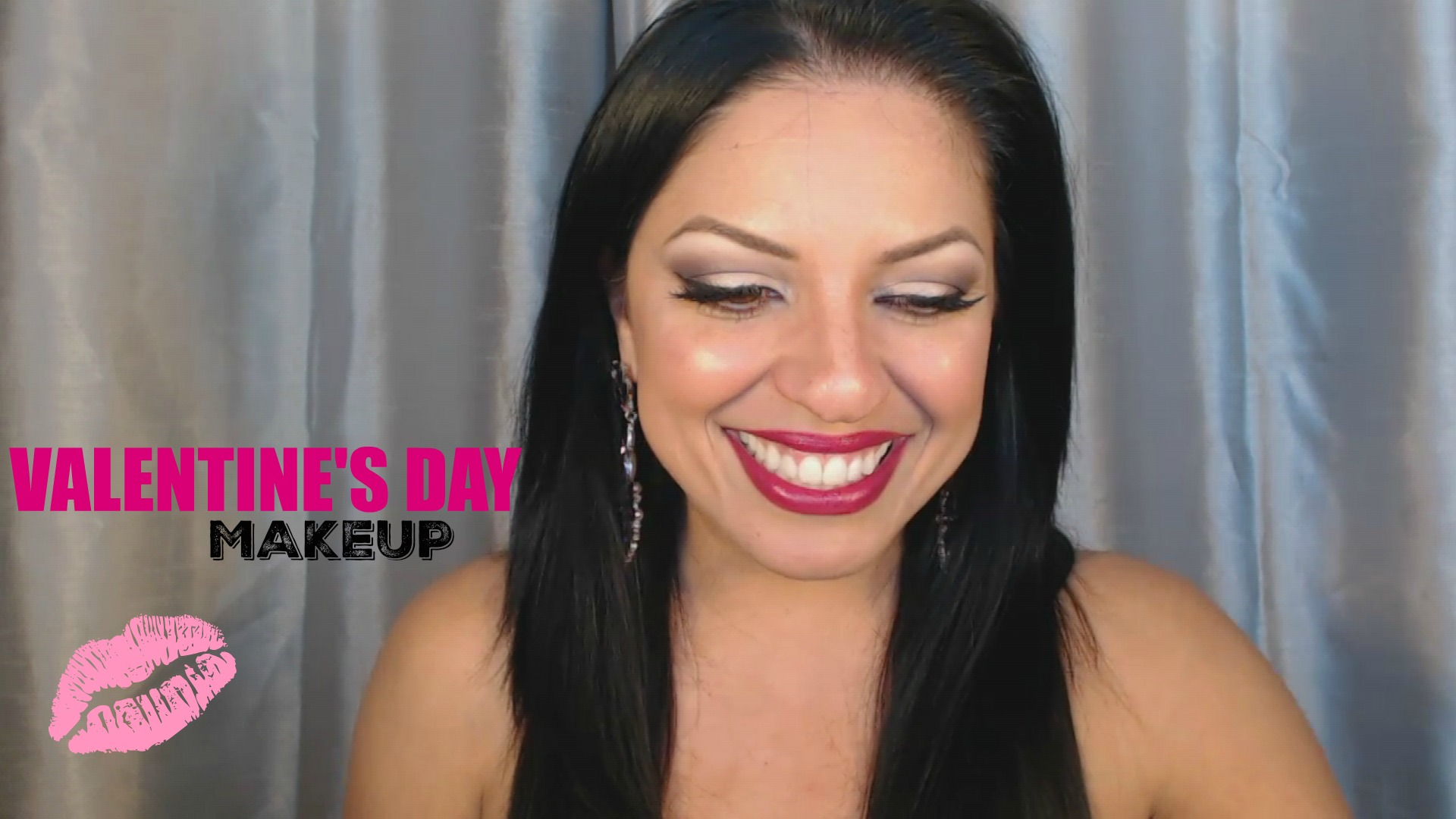 Easy, Beautiful & Sexy Valentine's Day Makeup