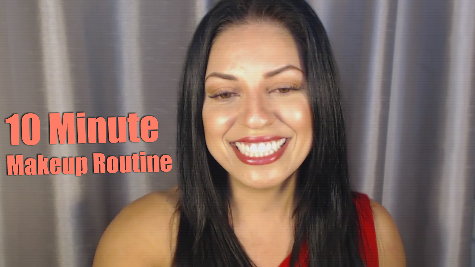 10 Minute Makeup Routine