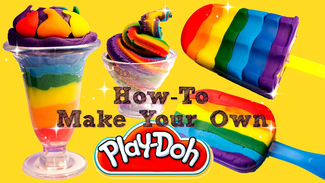 How To Make Play-Doh